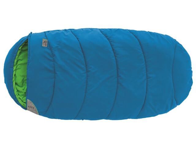 Easy Camp Ellipse Sleeping Bag Junior Lake Blue